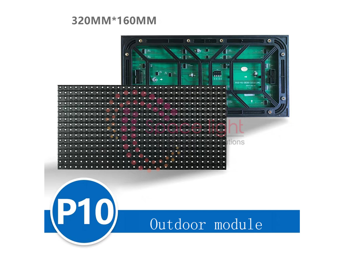 Tấm Module Led Outdoor P10