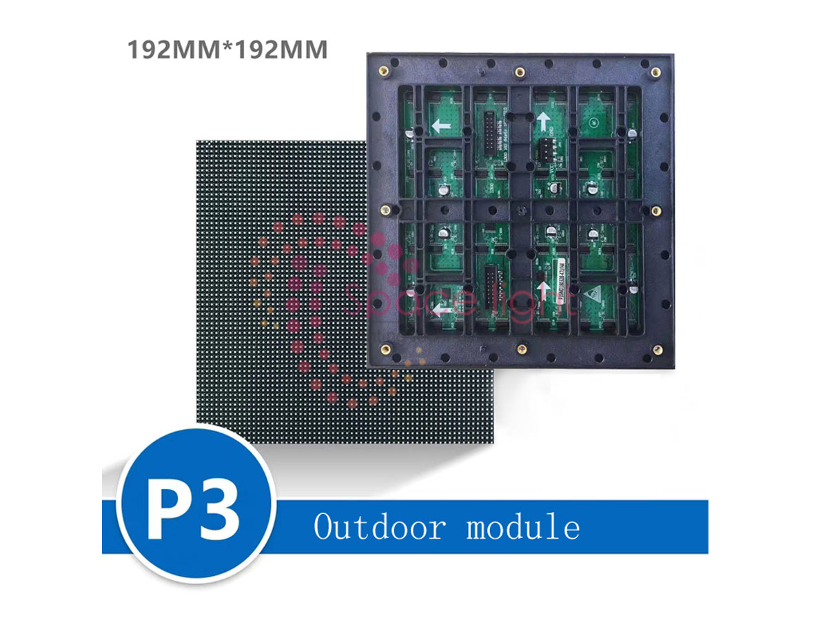 Tấm Module Led Outdoor P3