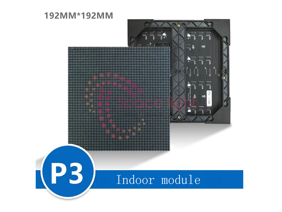 Tấm Module Led Indoor P3