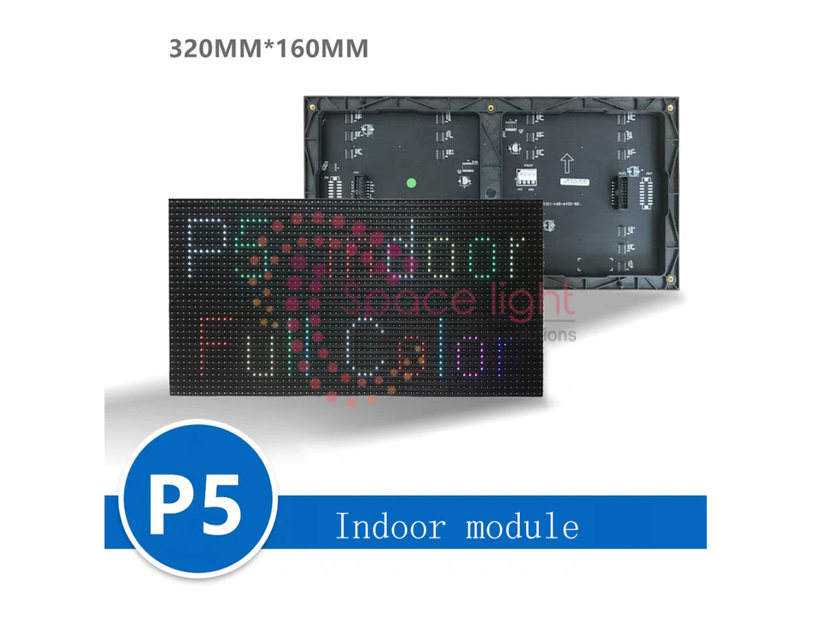 Led Module P5 Indoor