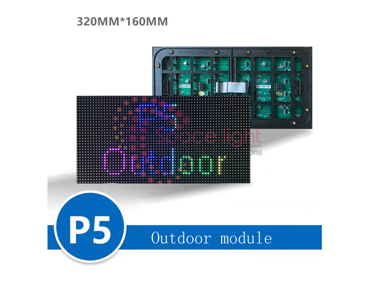 Led Module P5 Outdoor