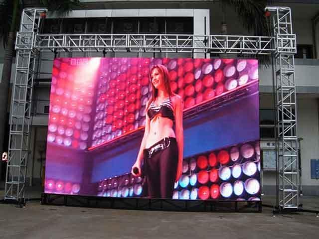 màn hình led outdoor