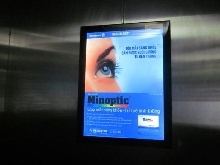 Màn hình quảng cáo LED/LCD 22 inch