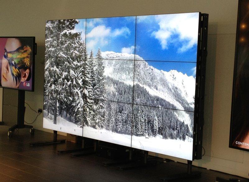 Lịch sử ra đời của màn hình LCD